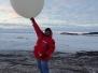 McMurdo Weather Balloon Launch