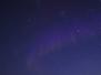 Purple Auroras